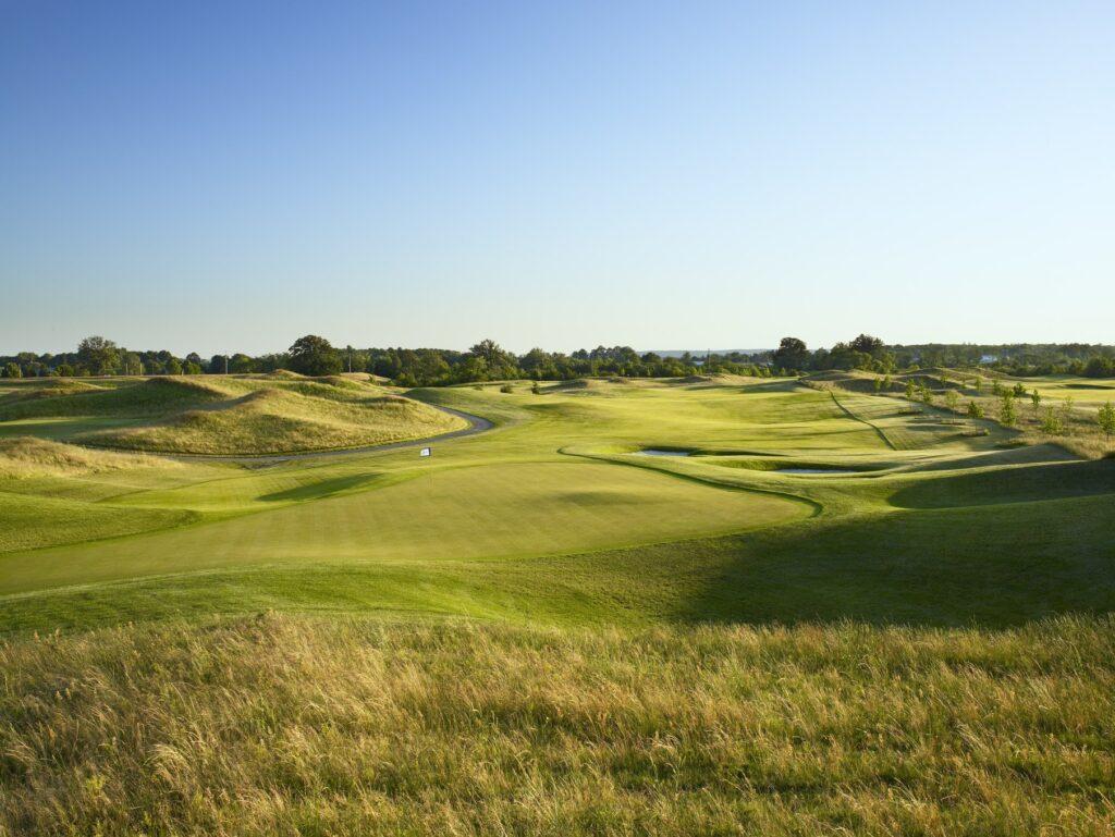 Piper's Heath Golf Club Milton Hole 17 York Trafalgar