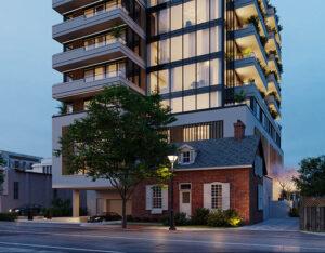 New-Burlington-Condos-Upcoming-Communities-York-Trafalgar-Homes-renderin-exterior